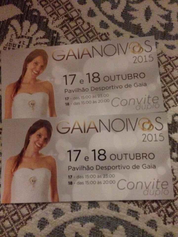 Convites para gaia noivos - 1