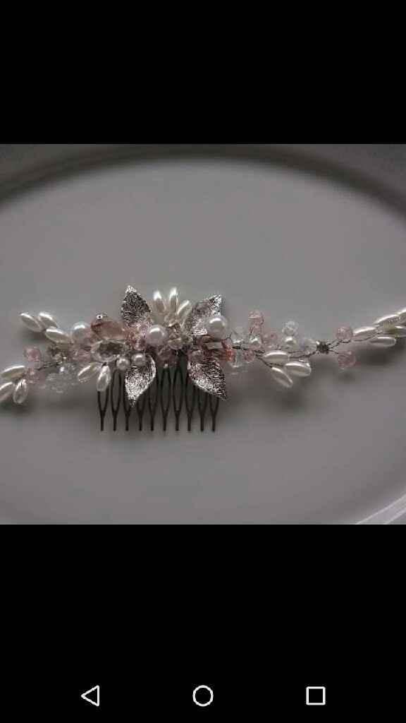 Brincos de noiva - 1