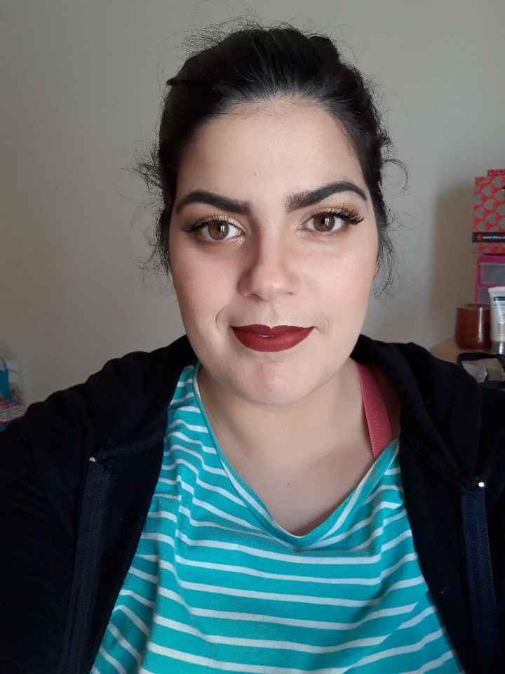 Makeup e Penteado - 2