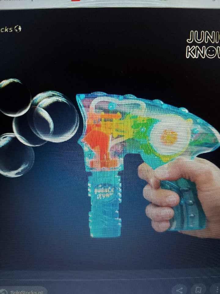 Pistolas de bolhas de sabão - 2