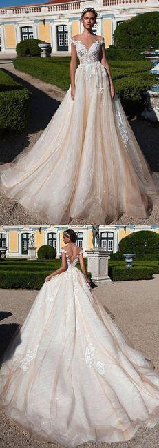 o que mais gosto num vestido de noiva - Vânia 3