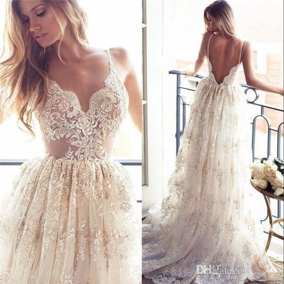 o que mais gosto num vestido de noiva - Vânia 4