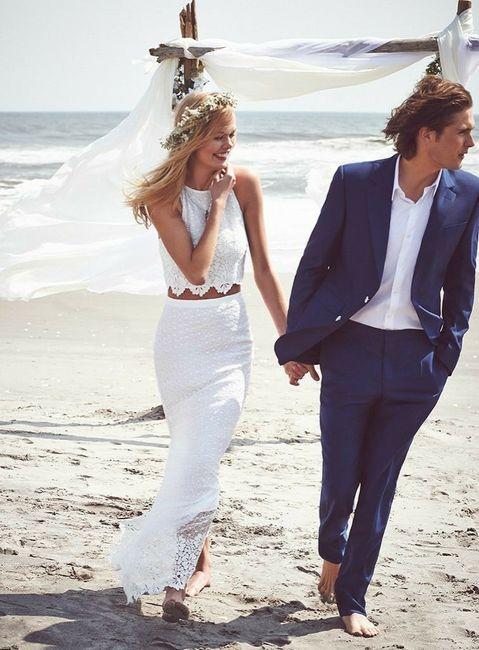 Fato Noivo Casamento Na Praia
