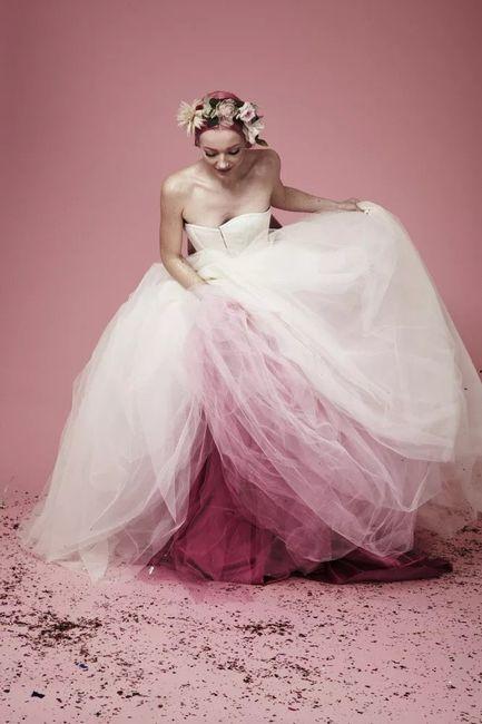 Vestido de noiva - princesa peach - inspirações - 6
