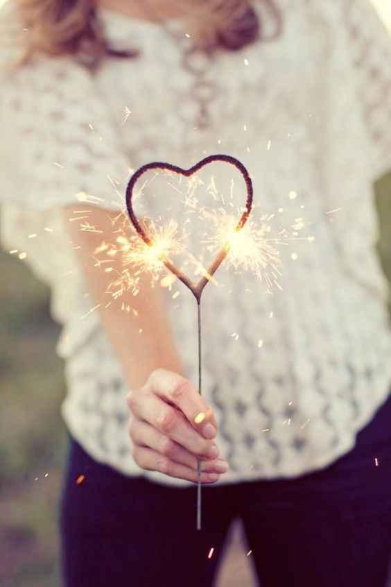 fotos com sparkles