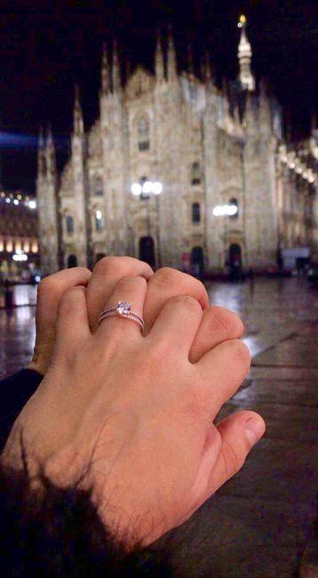 Bora partilhar o nosso anel de noivado? 💍😍 14