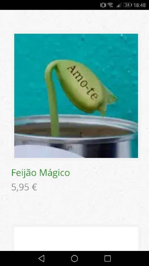 """Casório """"verde"""" - 4"""