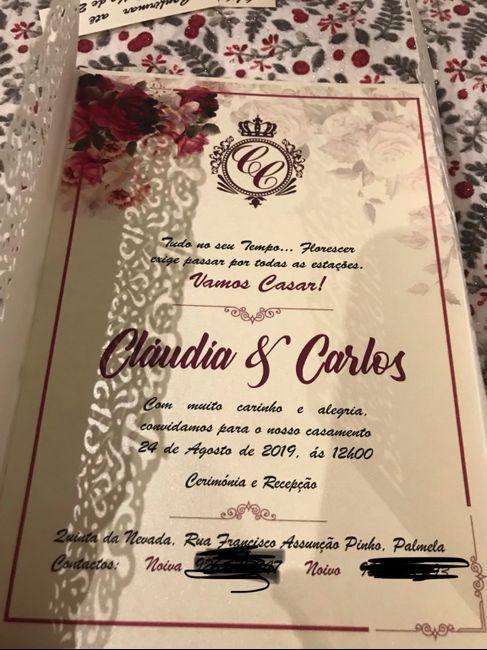 Convites ✅ 3