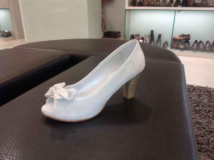 Sapatos + vestido - 3