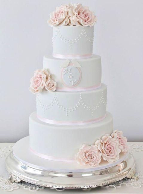 3 bolos de casamento: escolhe uma! 2