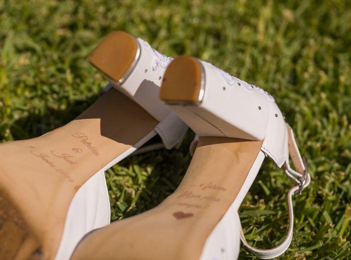 Os meus sapatos para o grande dia 1