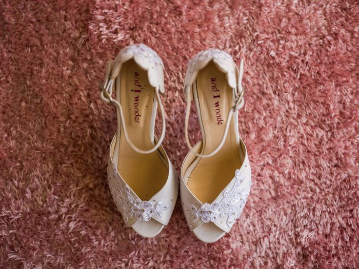 Os meus sapatos para o grande dia 2
