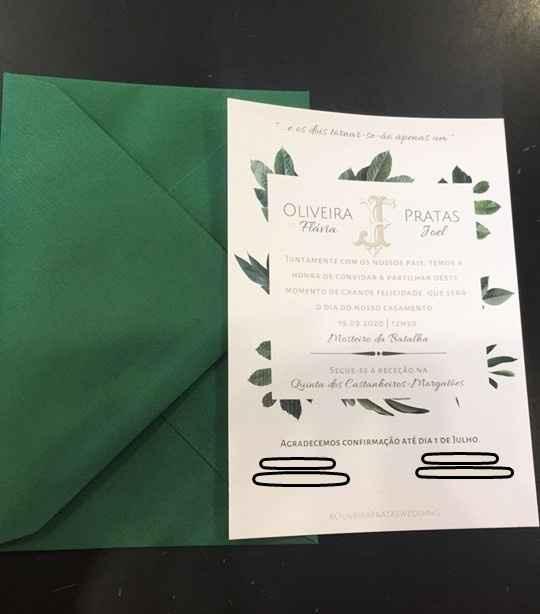 Convites check - 1