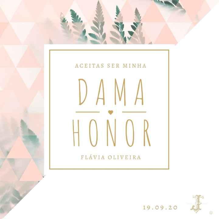 Convites damas :) - 1