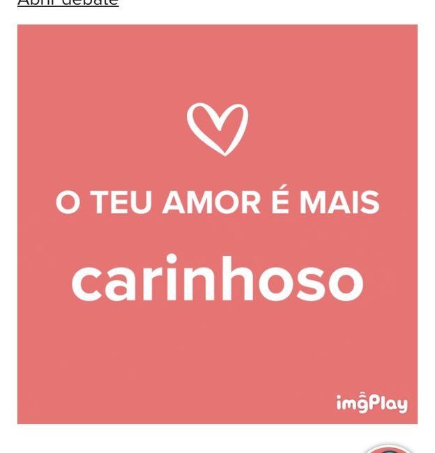 o amor da Flávia é carinhoso ♥️ - 1