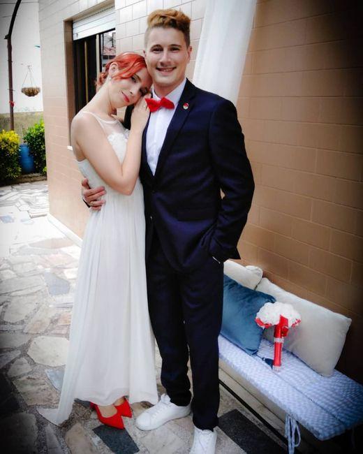 o Nosso Micro-casamento 1