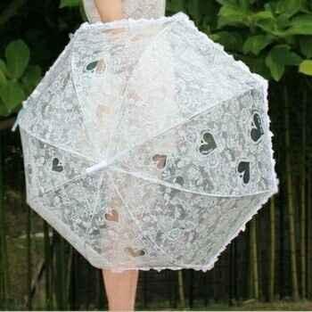 Sombrinha de noiva - 1