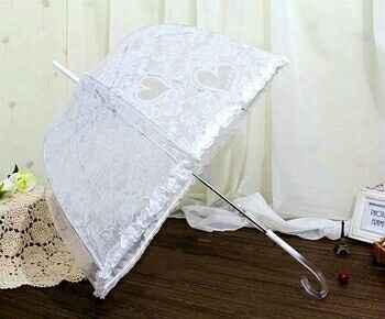 Sombrinha de noiva - 2