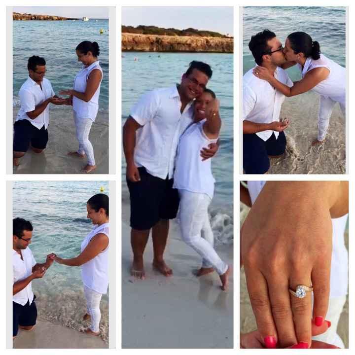Partilha o teu pedido de casamento! - 1
