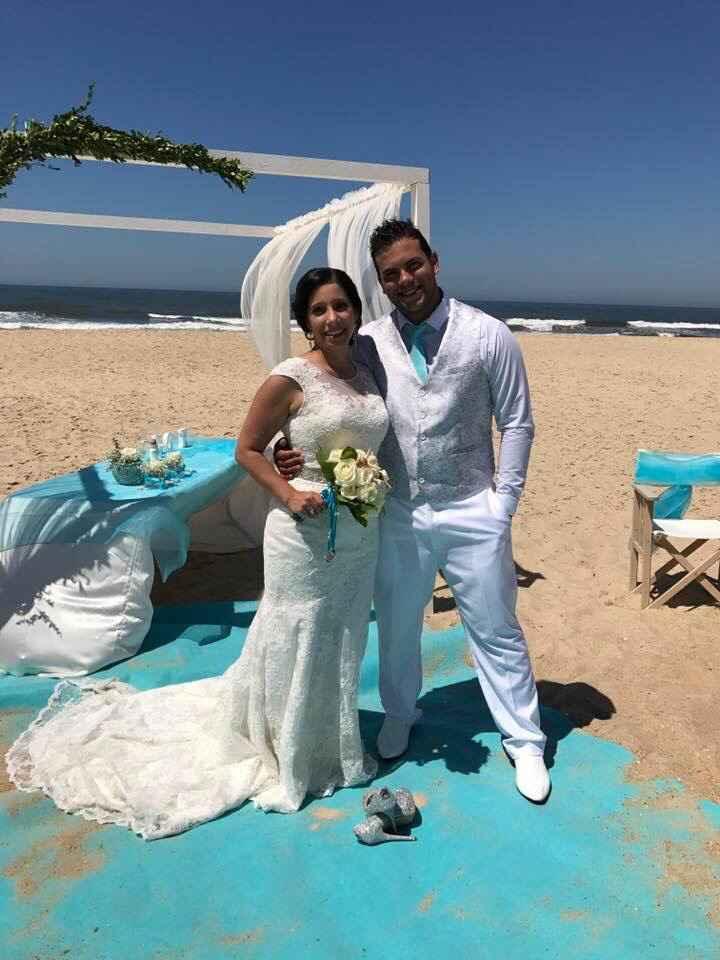 Casamento na praia ou proximo - 1
