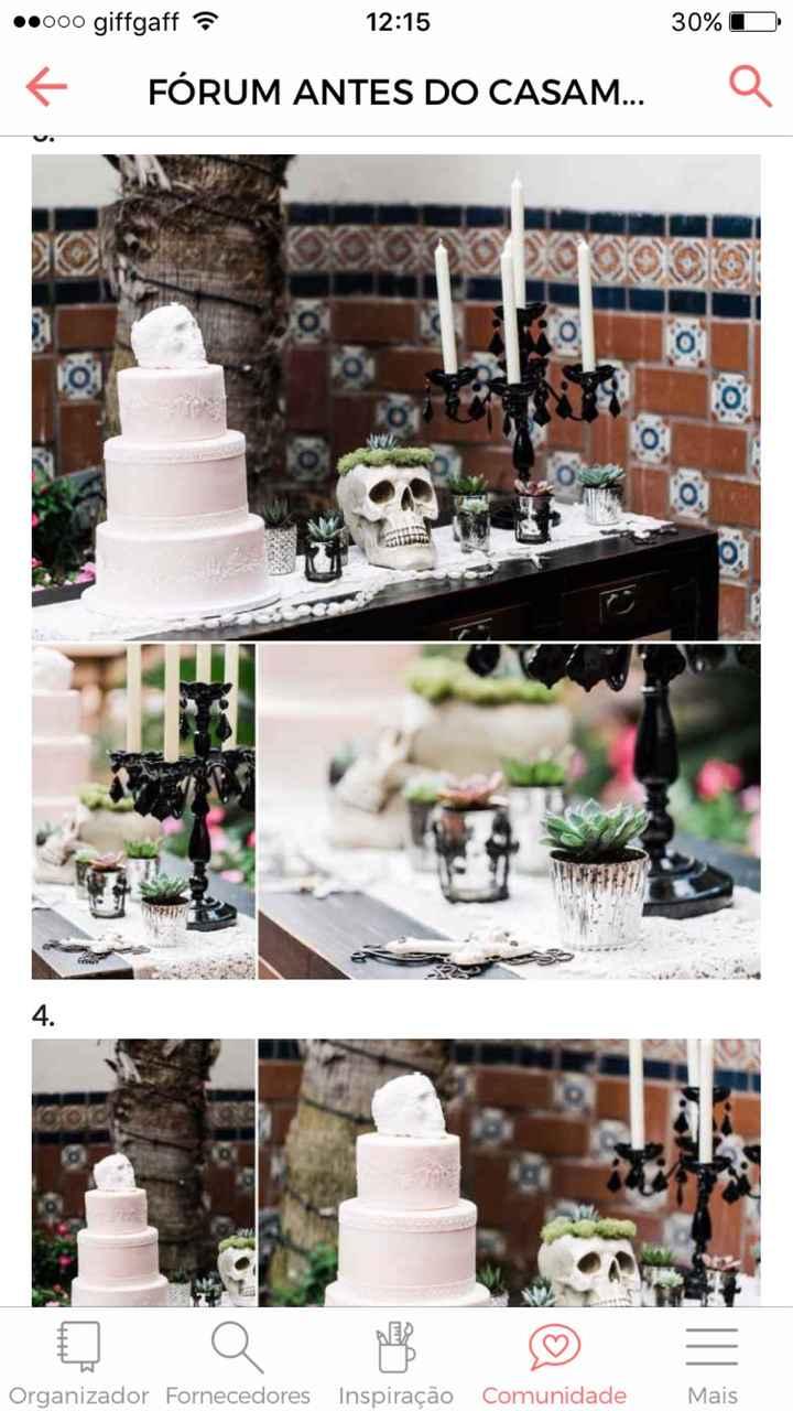 Casamento Halloween :) - 1