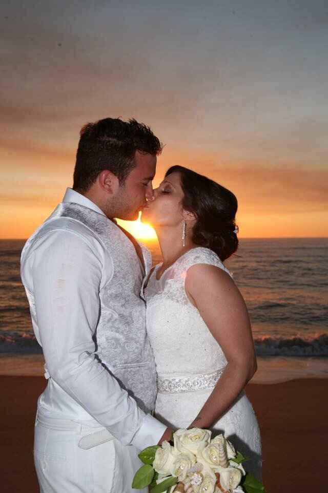 5 fotos de noivos que te vão fazer suspirar 💏 - 1