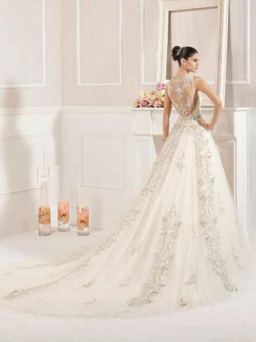 Mostrem os vossos vestidos de noiva :) - 1