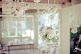 Gaiolas na decoração