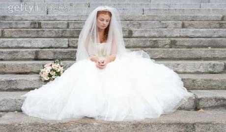 Noiva abandonada