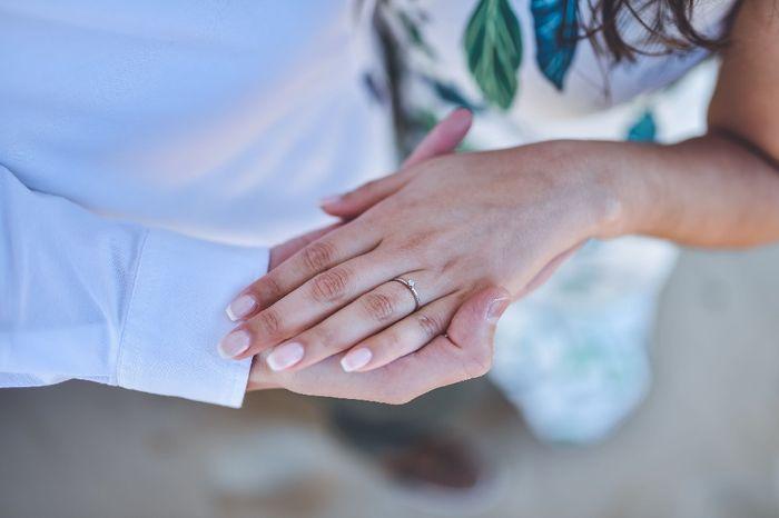 Bora partilhar o nosso anel de noivado? 💍😍 7