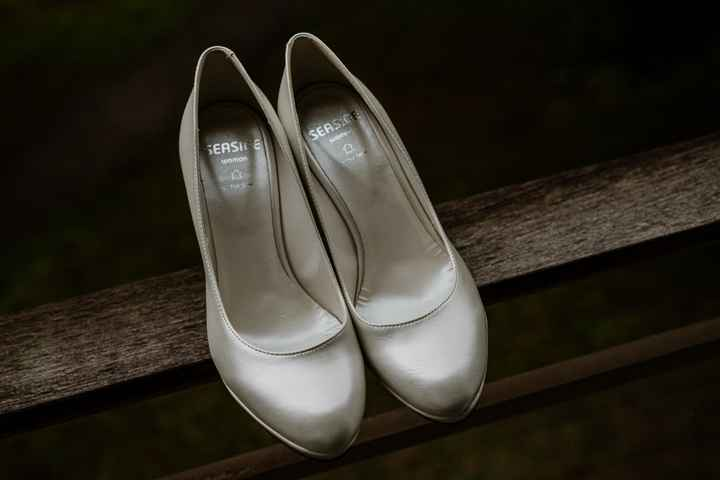 Sapatos para o dia C