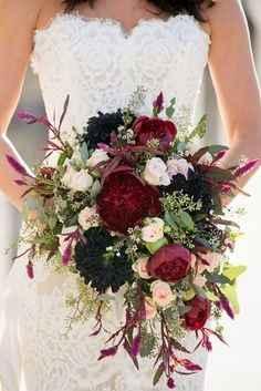 Ideias de flores de bouquets - 5