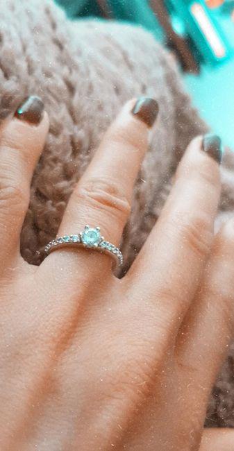 Boa noite :) Adorava ver os vossos anéis de noivado :) Quem quer partilhar? 25