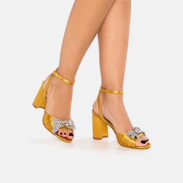 sapatos amarelos - ALDO
