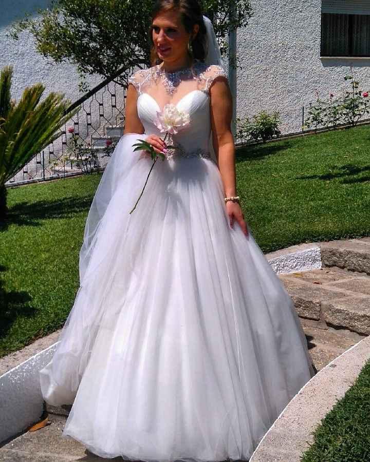 O meu ramo de noiva - 1