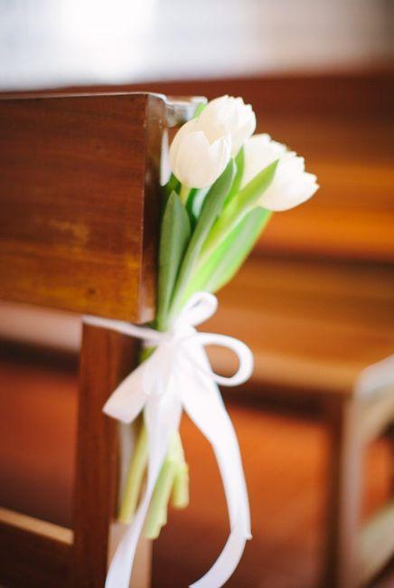 Igreja tulipas