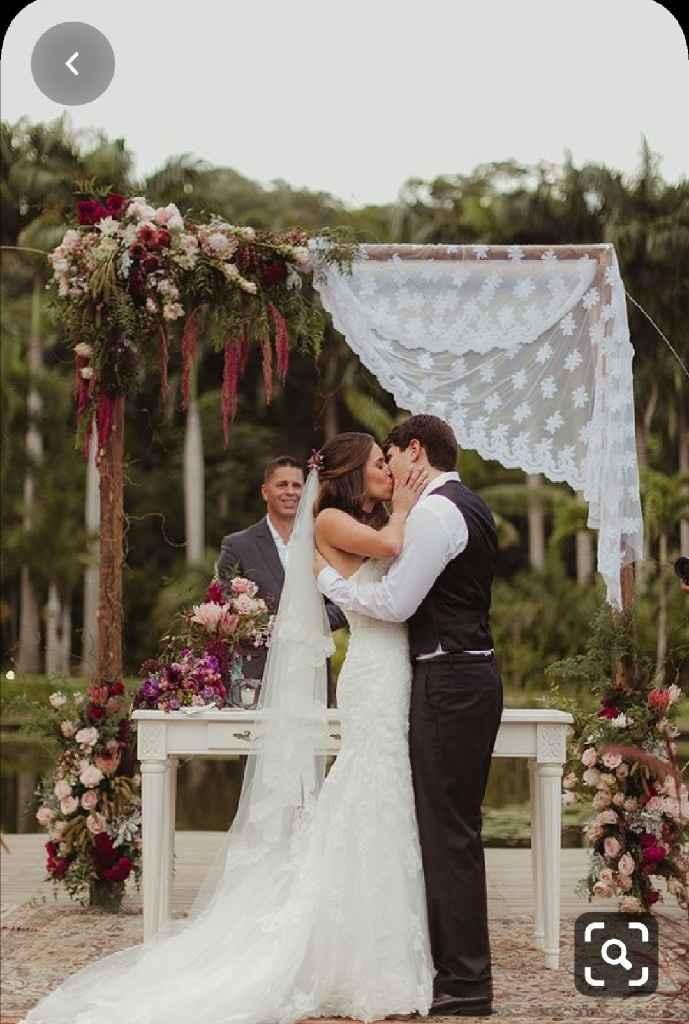Inspirações do Pinterest - Casamentos ao ar livre - 3