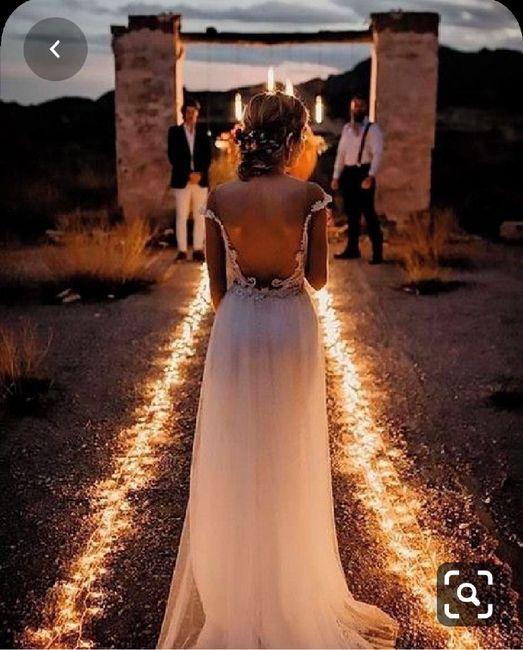 Inspirações do Pinterest - Casamentos ao ar livre 1