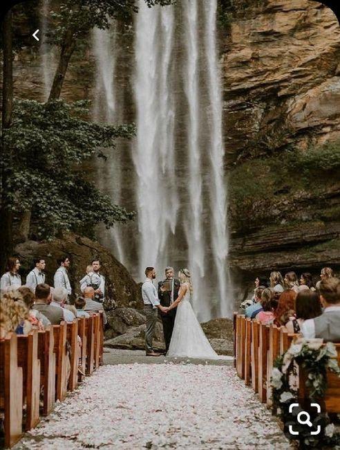 Inspirações do Pinterest - Casamentos ao ar livre 2