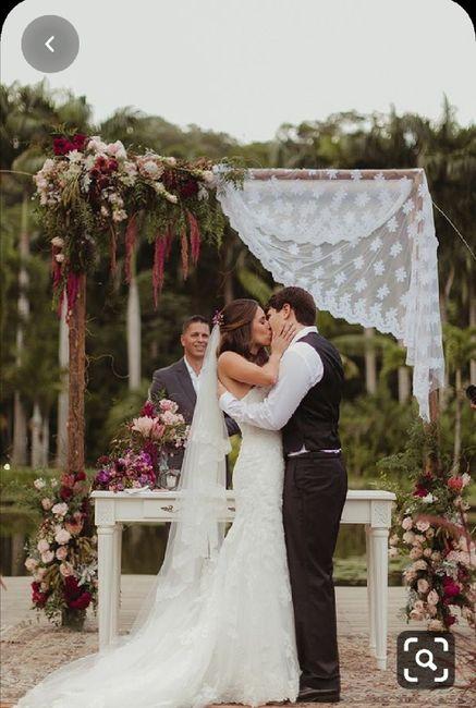 Inspirações do Pinterest - Casamentos ao ar livre 3