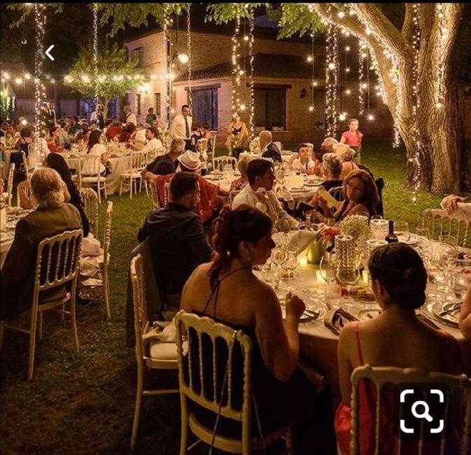 Inspirações do Pinterest - Casamentos ao ar livre 8