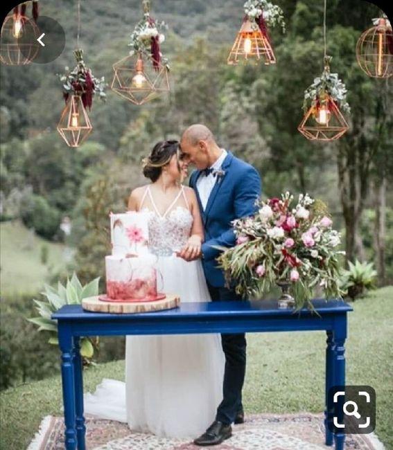 Inspirações do Pinterest - Casamentos ao ar livre - 15