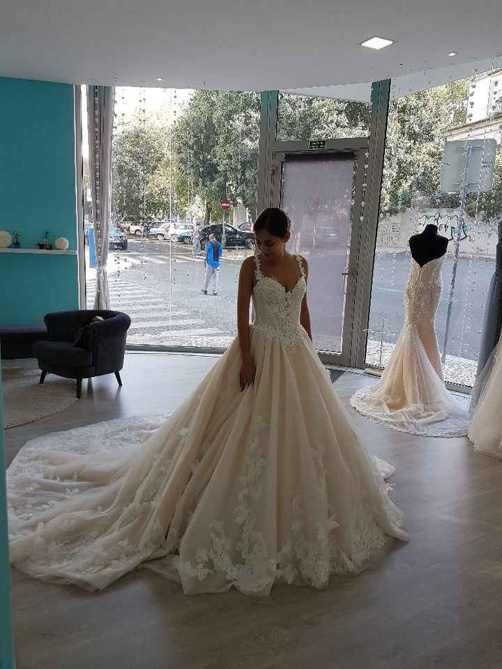 o vestido! - 2