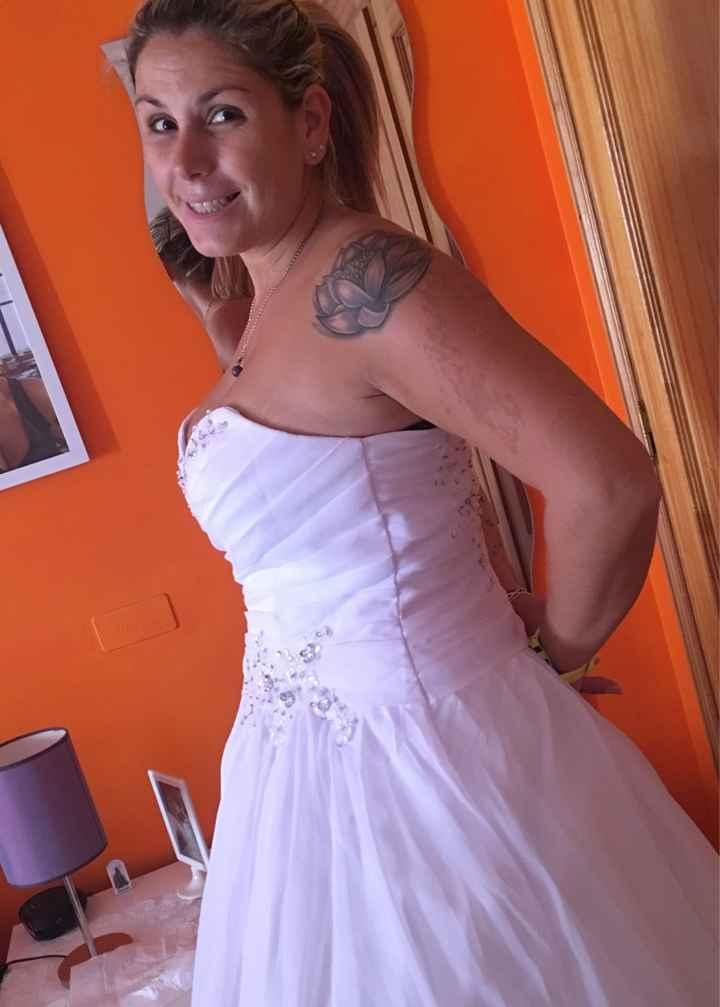 O meu vestido chegou...e eu adorei - 1