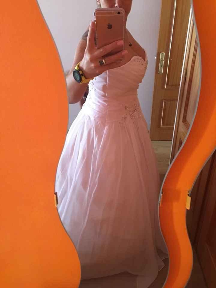 O meu vestido chegou...e eu adorei - 2