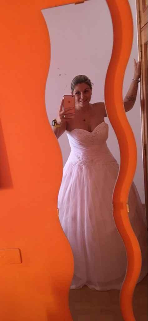 O meu vestido chegou...e eu adorei - 3