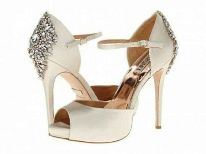 Sapatos noiva - ajuda - 2