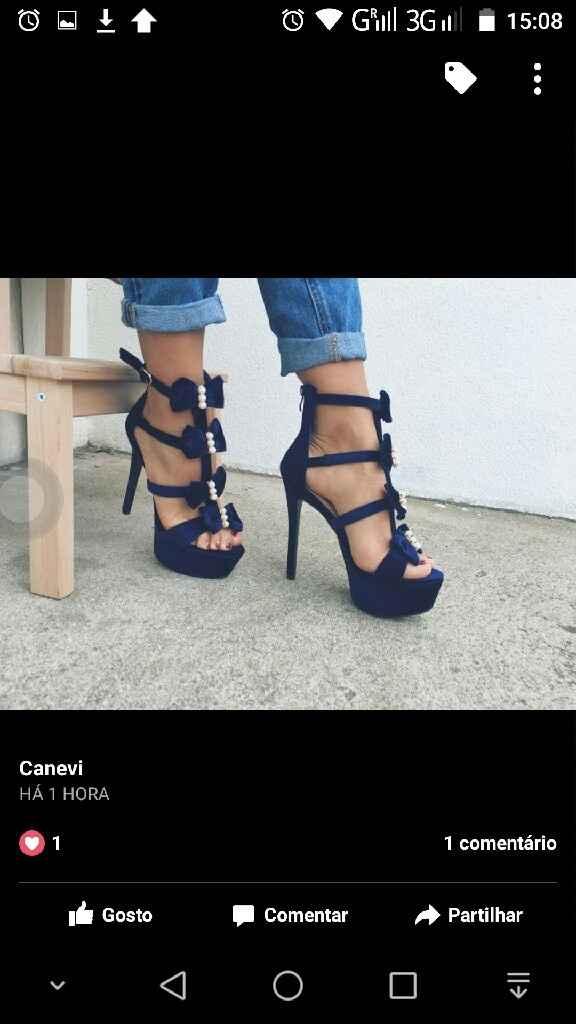 Ajuda sapatos :) - 1