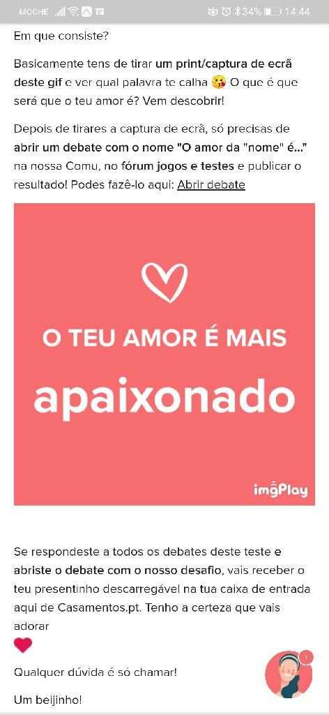o amor da Paula é... Apaixonado ❤️ - 1