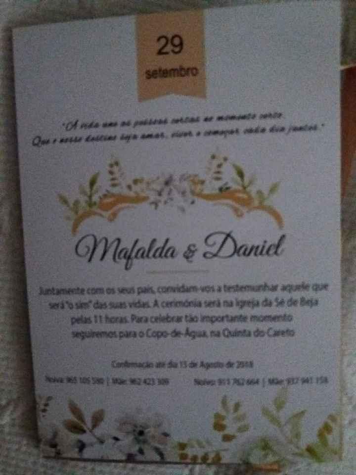 Convites diy prontos! 💌 - 3